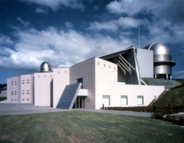 gunma astronomical observatory web site